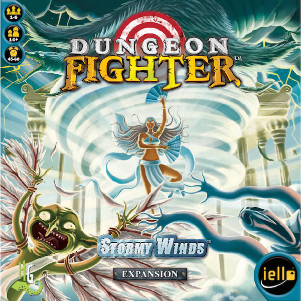 Dungeon Fighter Stormy Winds cover