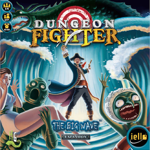 Dungeon Fighter Big Wave flat cover
