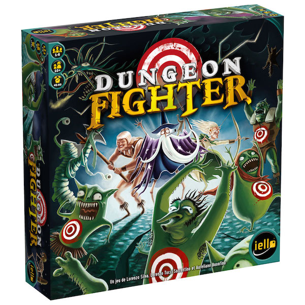 Dungeon Fighter 3d box