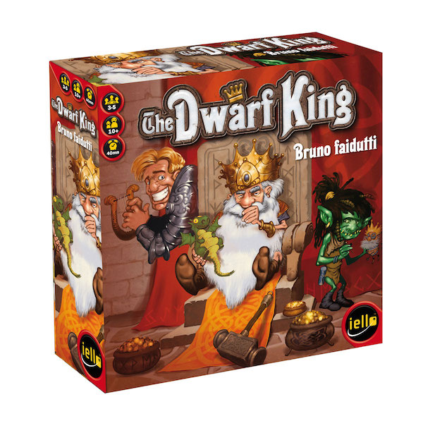 Dwarf King 3d box