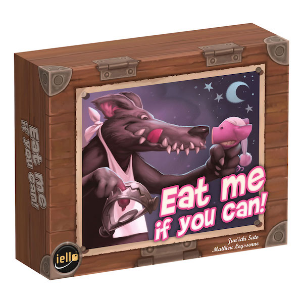 Eat Me If You Can 3d box