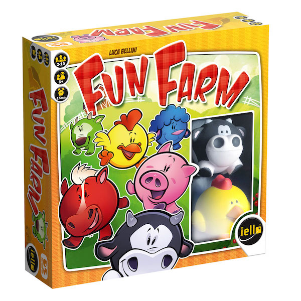 Fun Farm 3d box