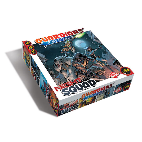Guardians' Chronicles Night Squad 3d box