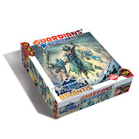Guardians' Chronicles True King Atlantis box