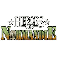 Heroes of Normandie logo
