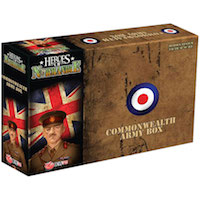 Heroes of Normandie UK Army Box