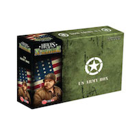 Heroes of Normandie US Army Box