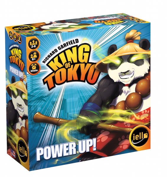 Power Up: King Of Tokyo Expansion -  Iello