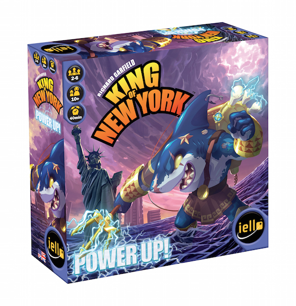 king of new york power up cover