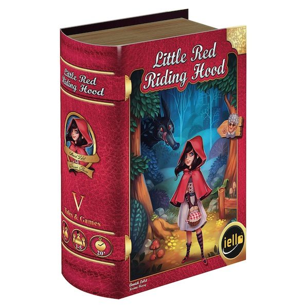 Little Red Riding Hood box