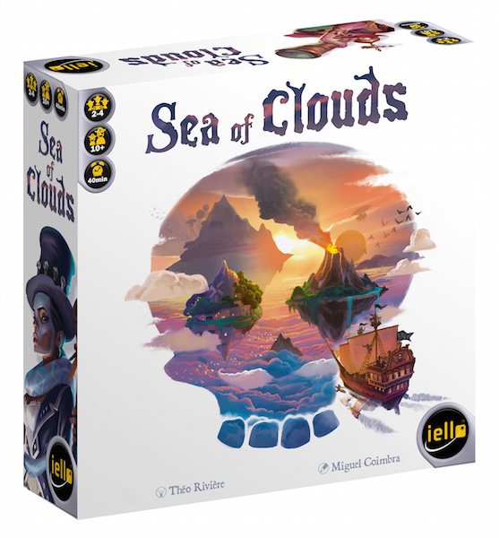 Sea of Clouds 3d box