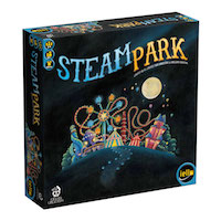 Steam Park box