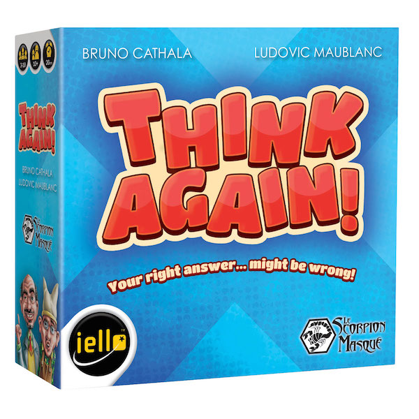 Think Again box