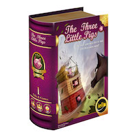 Tales Games Three Little Pigs box