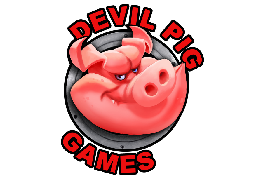 devil pig games logo