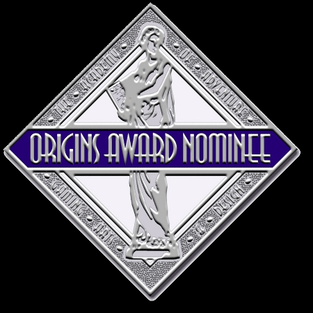 origins award nominee